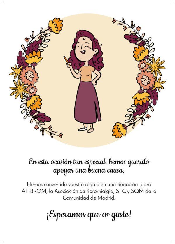 Tarjeta solidaria de Afibrom 05