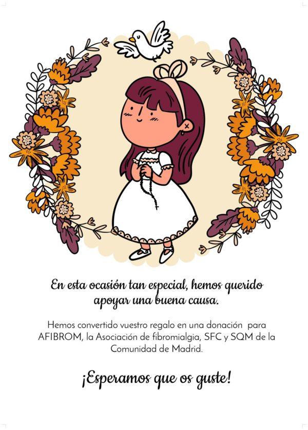 Tarjeta solidaria de Afibrom 06