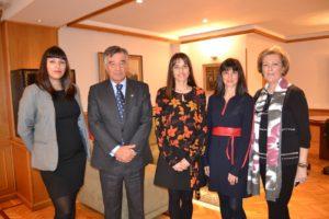 Acuerdo entre Afibrom y el COFM